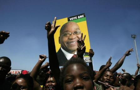 Pro Zuma ANC Campaigns Preceding The Elections