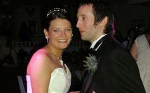 Askham Iain and Dawn: British swine Flu couple