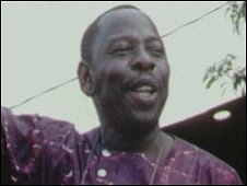 Ken Saro-Wiwa, whose execution sparked a global outcry