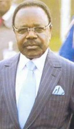 Late Gabon President, Omar Bongo